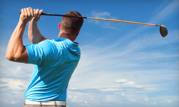 Swing Doctors - Kirkland: $39 for One Golf-Swing Analysis and Lesson and One Follow-Up Practice Session at Swing Doctors in Kirkland ($120 Value)