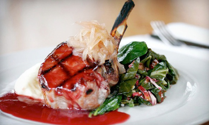 Cafe Zenon - Eugene: $20 for $40 Worth of Dinner and Drinks at Cafe Zenon