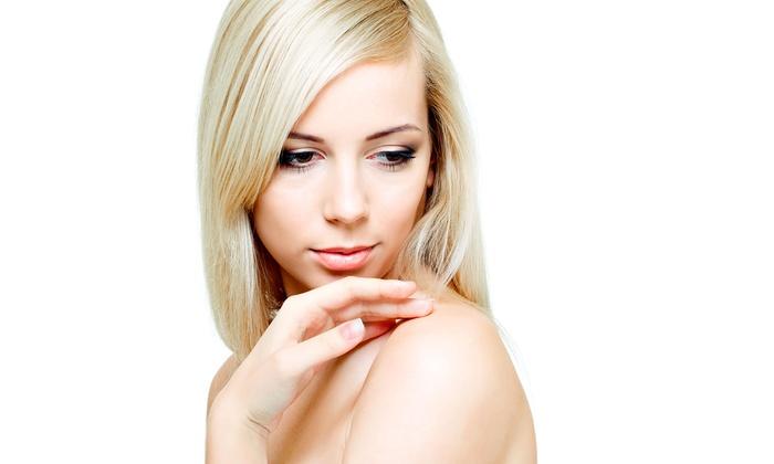 Skin Wellness Weight Loss and Spa - Arlington: Spa Mani-Pedi, 50-Minute Facial, or Both at Skin Wellness Weight Loss and Spa (55% Off)