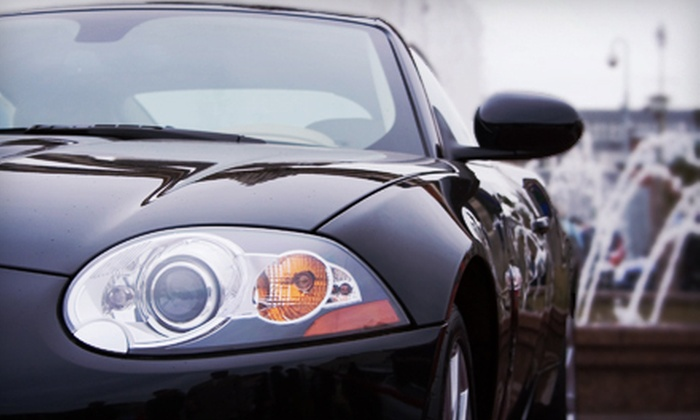 Royal Auto Detailing - Toronto Pearson International Airport: Interior and Exterior Auto Detailing with Optional Two-Stage Wax and Polish at Royal Auto Detailing (Up to 80% Off)