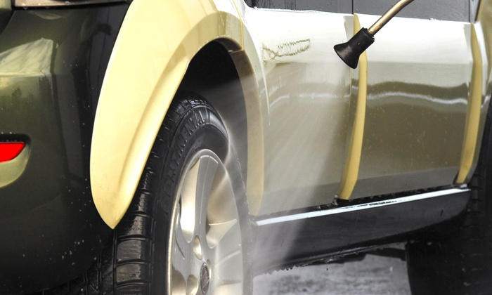 Paradise Car Spa - Multiple Locations: $24 for Three Silver Wash Car Washes at Paradise Car Spa ($47.97 Value)