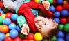 My Kids Clubhouse, Inc. - Multiple Locations: Five Open-Play Visits or One Week of Half-Day Camp at My Kids Clubhouse (Up to 51% Off)