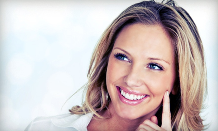 Whiten My Smile Now - Multiple Locations: $29 for a 20-Minute Organic Teeth-Whitening Treatment at Whiten My Smile Now ($139 Value)