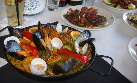 $30 Groupon to La Tasca Tapas Restaurant  - La Tasca Tapas Restaurant  in Arlington Heights