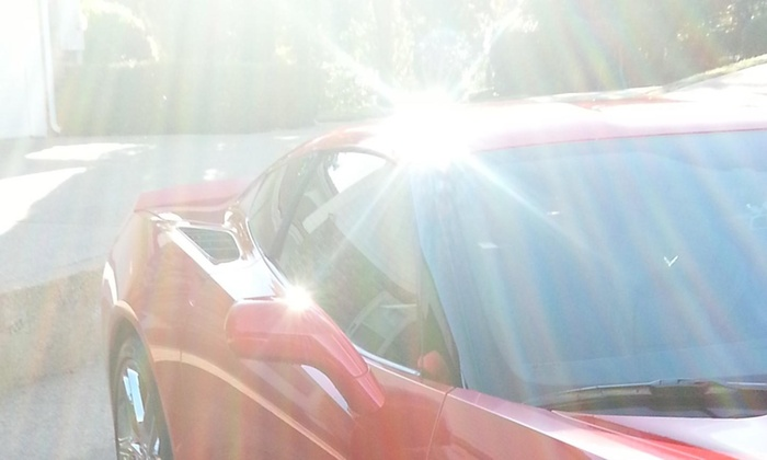 Mark Of Excellence Hand Car Wash And Custom Auto Detailing - IAH Airport Area: A Full-Service Car Wash with Interior Cleaning and Tire Dressing at Mark of Excellence (45% Off)