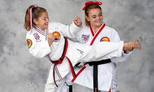 San Diego ATA Martial Arts & Karate for Kids: Basic Training Martial-Arts Classes and Uniform at San Diego ATA Martial Arts & Karate for Kids (Up to 92% Off)
