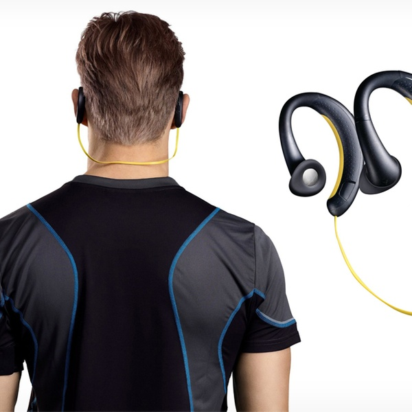 Jabra Sport Bluetooth Wireless Stereo Headset With Built In Mic Groupon