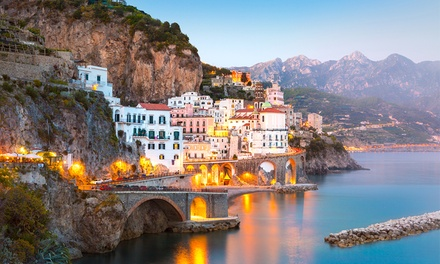groupon.com - Rome and Sorrento Vacation. Price is per Person, Based on Two Guests per Room. Buy One Voucher per Person.