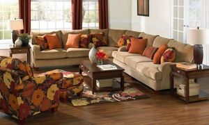 Home Furniture & Mattress Outlet: $95 for $200 Toward Living-Room Furniture and Accessories from Home Furniture & Mattress Outlet