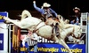Canadian National College Finals Rodeo - EDMONTON EXPO CENTRE: Canadian National College Finals Rodeo for Two at the Edmonton Expo Centre on April 4 or 5 (51% Off)