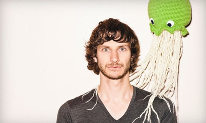 Gotye - Downtown Miami: $18 to See Gotye at Klipsch Amphitheater at Bayfront Park on Sunday, October 7, at 7 p.m. (Up to $35.50 Value)