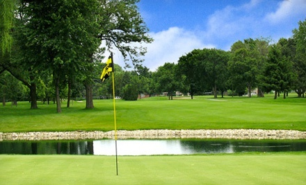 18-Hole Round of Golf and Cart Rental for Two or Four at Old Orchard Country Club (50% Off)