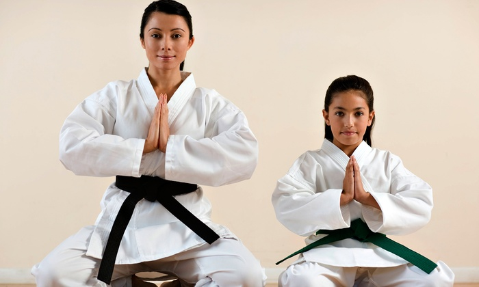 Church's Karate Academy - Fillmore: Four or Six Weeks of Karate Membership with Uniform at Church's Karate Academy (Up to 70% Off)