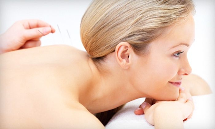 Dr. Zhou's Acupuncture and Pain Management Clinic - Madison: Massage, Acupuncture Session, or Package at Dr. Zhou's Acupuncture and Pain Management Clinic (Up to 73% Off)