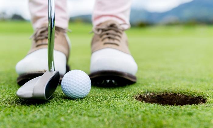 Argenta Golf Club - Argenta Golf Club: Fino a 20 lezioni di golf con attrezzatura e maestro specializzato da 14,90 €