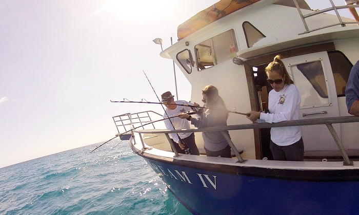Gulfstream fishing inc in key west fl groupon for Groupon deep sea fishing
