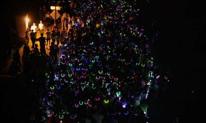 Afterglow 5K Race - Batesville: Admission for One, Two, or Four on September 13 to the Afterglow 5K Race (Up to 52% Off)