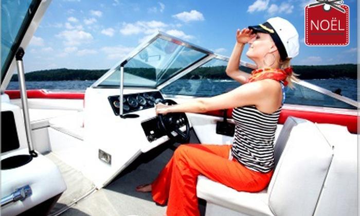 passez votre permis bateau bateau cole girondin groupon. Black Bedroom Furniture Sets. Home Design Ideas