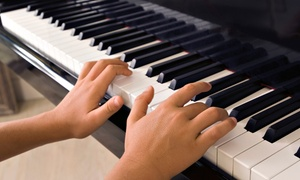 Fran Brar: Two or Four 30-Minute Private Piano Lessons with Fran Brar (Up to 57% Off)
