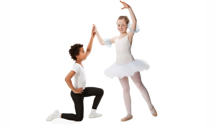 Wilmington School Of Ballet - Lincoln Forest: $50 for $100 Groupon — Wilmington School of Ballet