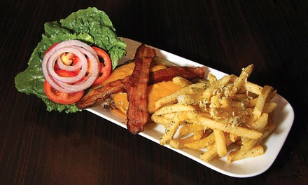 $25 for $50 Worth of Cuisine and Two $5 Match Play Gaming Coupons at The Aviator Casino ($60 Total Value)