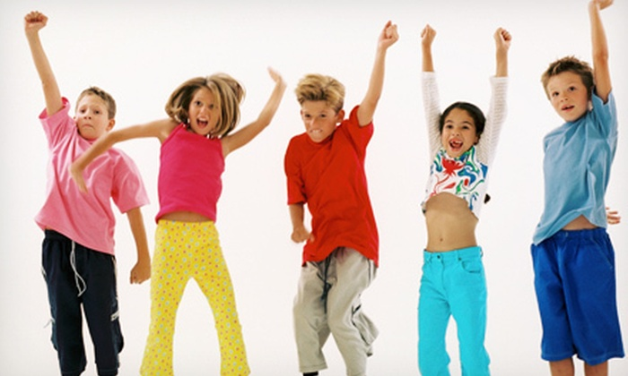MC Dance & Fitness - MC Dance & Fitness: 10 or 20 Zumbatomic Dance-Fitness Classes for Kids at MC Dance & Fitness (Up to 85% Off)