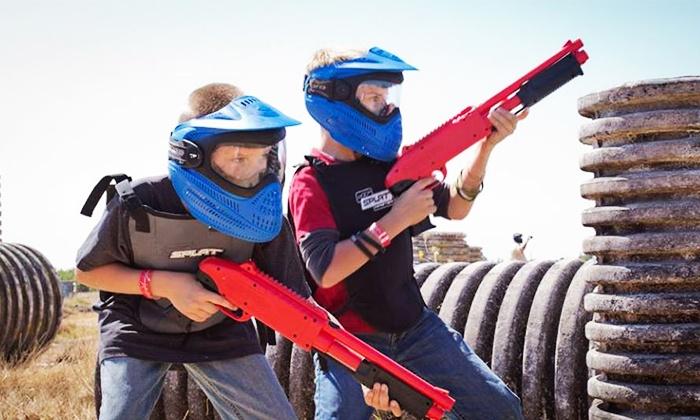 Action Paintball - Winter Haven: $49 for a One-Hour Kids' Paintball Party for Six at Action Paintball ($99.95 Value)