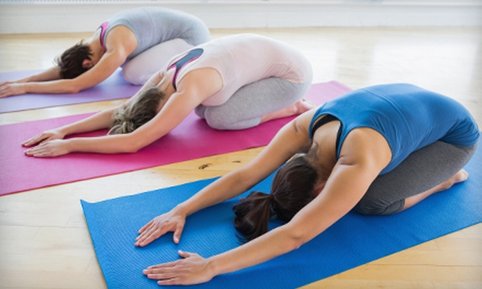Awakening New York - Greenpoint: 5, 10 or 15 Yoga, Pilates or High on Heels Fitness Classes at Awakening New York (Up to 61% Off)