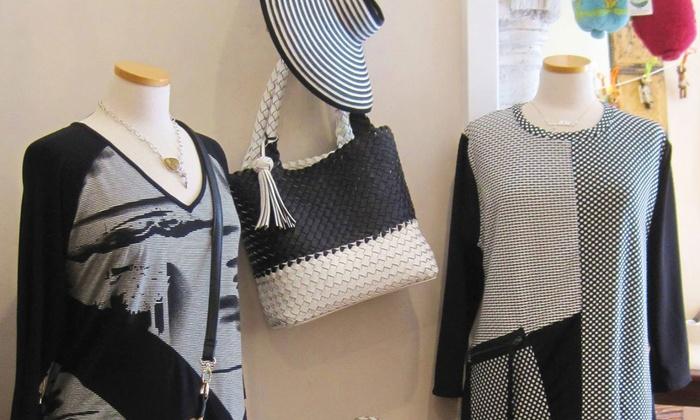 Deedee & Edee - Forest Park: Designer Clothing at Deedee & Edee (Half Off). Two Options Available.