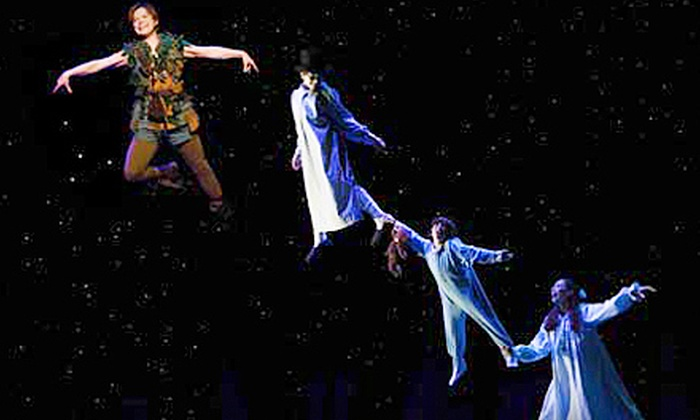 """Peter Pan: The Musical"" - Scotiabank Convention Centre: ""Peter Pan: The Musical"" for One or Two at Scotiabank Convention Centre on December 3–15 (Up to 59% Off)"