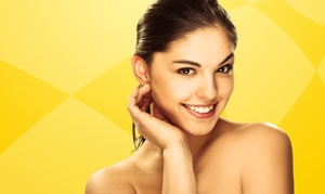 Sunkissed Tanning Salon: 4, 6, or 12 Red-Light-Therapy Sessions at Sunkissed Tanning Salon (Up to 64% Off)