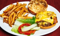 GROUPON: Up to 54% Off Burgers and Beers at O'Neills O'Neills