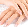 Up to 56% Off Manicure with Optional Pedicure