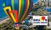 Hot Air Balloon Flight + Photos