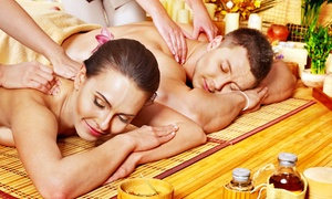 Agua De Vida: Aromatherapy Couples Massage or Spa Package for One at Agua De Vida (Up to $ Off)