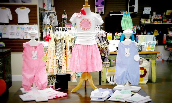 Favorite Laundry A Children's Clothing Store - Shoal Creek: $26 for $50 Worth of Children's Clothing at Favorite Laundry A Children's Clothing Store