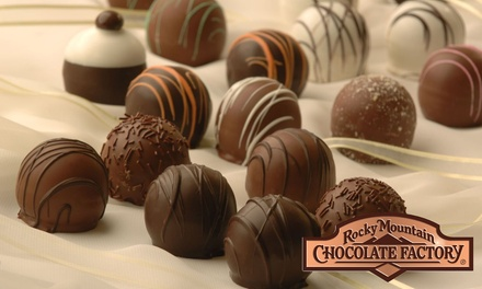 $20 Towards Chocolate and Sweets or Gourmet Caramel Apples at Rocky Mountain Chocolate Factory (Up to 41% Off)