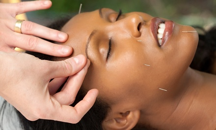 One, Three, or Five Acupuncture, Cupping, or Other Treatments at Acupuncture Center of Baltimore (Up to 66% Off)