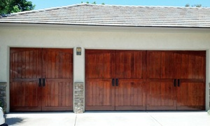 Garage Door Medics: Garage-Door Tune-up with Option for Reconditioning and Roller Replacement from Garage Door Medics (Up to 65% Off)