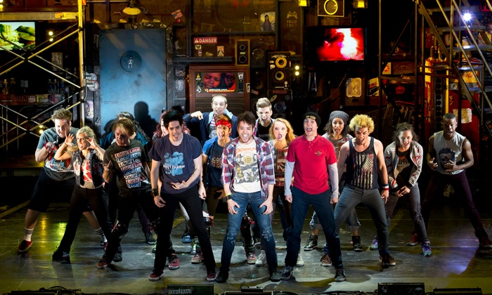 "Green Day's ""American Idiot"" - Charline McCombs Empire Theatre: Green Day's ""American Idiot"" Musical at Majestic Theatre on December 13–14 (Up to 52% Off)"