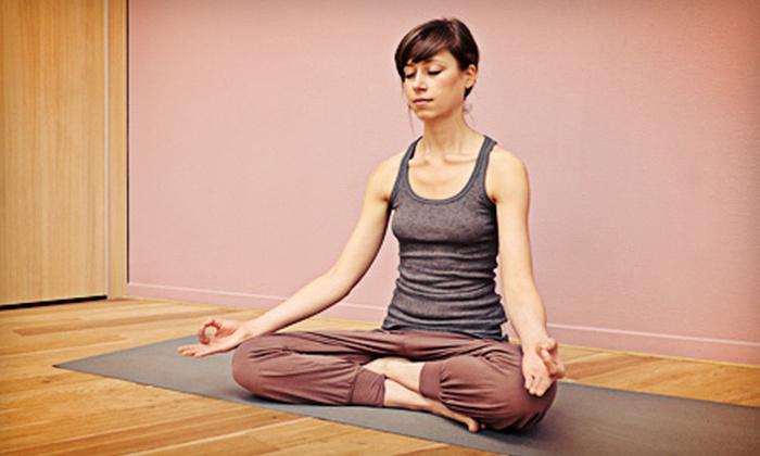 Funky Door Yoga Haight - The Haight: 12 or 20 Bikram Classes at Funky Door Yoga Haight (Up to 73% Off)