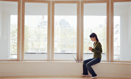 $69 for Interior and Exterior Cleaning of 20 Windowpanes ($160 Value)