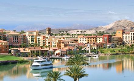 Stay at Aston MonteLago Village Resort on Lake Las Vegas