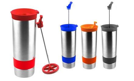 Asobu Hot Press Travel Mugs 2-Pack