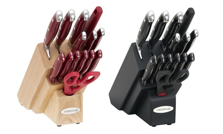 Farberware Pro-Forged 15-Piece Cutlery Set