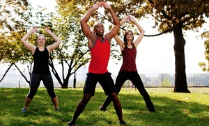 Norcal-fit Bootcamp: 6-Week Outdoor Boot Camp from NorCal-Fit BootCamp (55% Off)