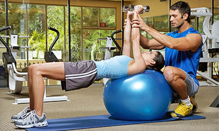 Slo*Fit Fitness - Multiple Locations: $72 for Five Personal-Training Sessions at Slo*Fit Fitness ($160 Value)