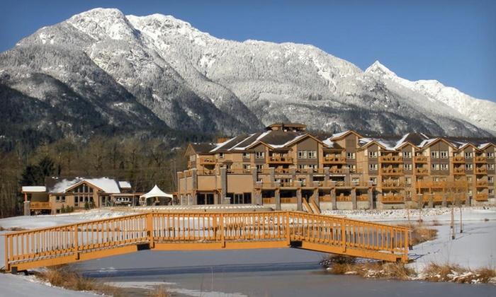 Executive Suites Hotel & Resort, Squamish - Squamish: One-Night Stay at Executive Suites Hotel & Resort, Squamish in Squamish, BC