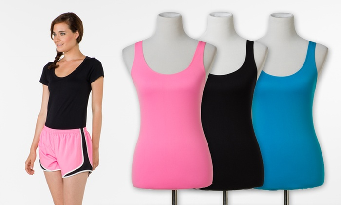 Women S Athletic Wear Groupon Goods