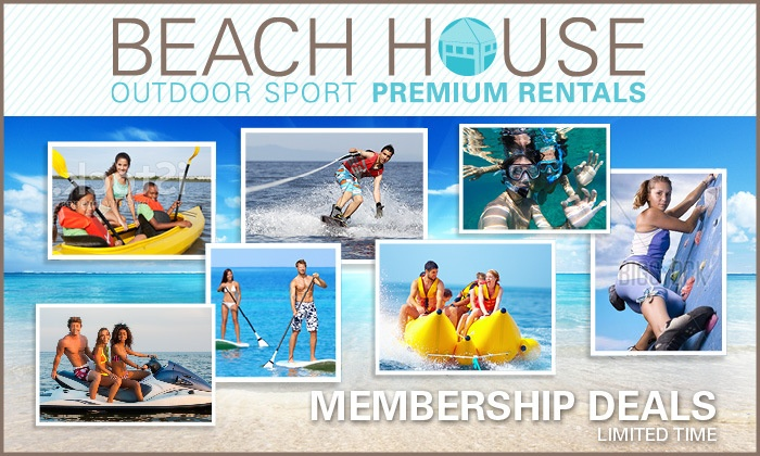 Apex Luxury Rental LLC - Far South Chicago: Up to 50% Off watersport rental at Apex Luxury Rental LLC